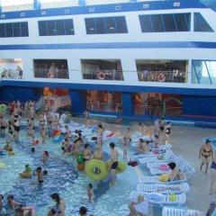 Гостиница Атлантик by USTA Hotels бассейн