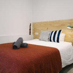 Отель Off Beat Guesthouse 2* Стандартный номер с двуспальной кроватью (общая ванная комната) фото 10
