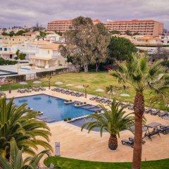 Отель Vila Gale Praia Португалия, Албуфейра - отзывы, цены и фото номеров - забронировать отель Vila Gale Praia онлайн балкон