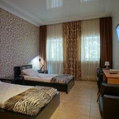 Гостиница Kompleks Nadezhda 2* Стандартный номер с 2 отдельными кроватями фото 9
