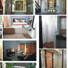 Апартаменты The Nara-ram 3 Suite Boutique Service Apartment Бангкок гостиничный бар