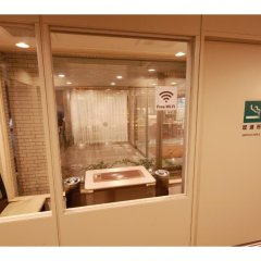 Green Hotel Yes Ohmi-hachiman Омихатиман интерьер отеля