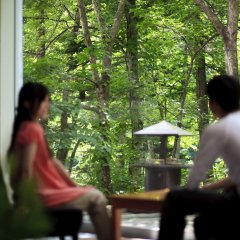 Отель Choyo Resort Камикава балкон