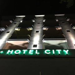 Hotel City фитнесс-зал