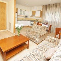 Отель Apartahotel Albufera Апартаменты с различными типами кроватей фото 4