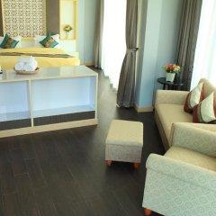 Отель Saranya River House 2* Люкс с различными типами кроватей фото 5