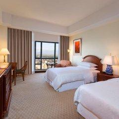 Sheraton Hanoi Hotel 5* Номер Делюкс разные типы кроватей фото 3