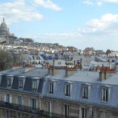 Отель Mercure Montmartre Sacre Coeur 4* Номер Делюкс фото 9