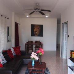 Отель Step23 Sea VIew Patong Village 2* Улучшенные апартаменты с различными типами кроватей фото 2