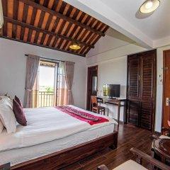 Отель Hoang Dao Villa 3* Номер Делюкс с двуспальной кроватью фото 4