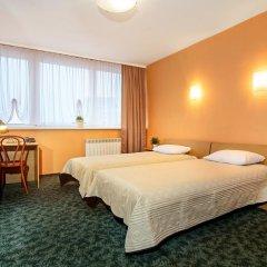 Hotel Zemaites 3* Номер Эконом с различными типами кроватей фото 4