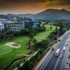 Отель The Par Phuket