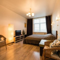 Апартаменты на Егорова Апартаменты с различными типами кроватей фото 17