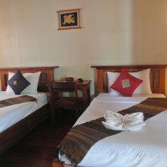 Отель Villa Saykham 3* Стандартный номер с различными типами кроватей фото 10
