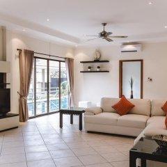 Отель Villa Tortuga Pattaya 4* Вилла Делюкс с различными типами кроватей фото 15