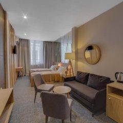 Hotel City 4* Улучшенный номер разные типы кроватей