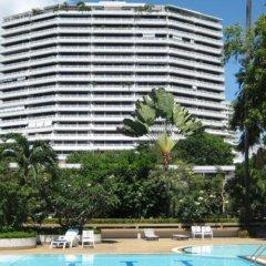 Отель Grand Condo Таиланд, Паттайя - отзывы, цены и фото номеров - забронировать отель Grand Condo онлайн бассейн