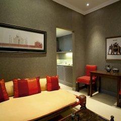 Отель Kefalari Suites 3* Номер Делюкс с различными типами кроватей фото 4