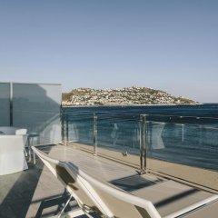 Отель Maritim Испания, Курорт Росес - отзывы, цены и фото номеров - забронировать отель Maritim онлайн балкон фото 2