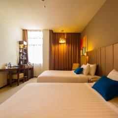 Grand Howard Hotel комната для гостей фото 5