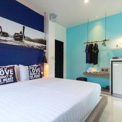 Отель The Journey Patong 3* Стандартный номер с различными типами кроватей фото 7