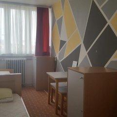Youth Hostel Zagreb Стандартный номер с различными типами кроватей (общая ванная комната) фото 16
