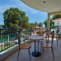 Asteras Hotel балкон