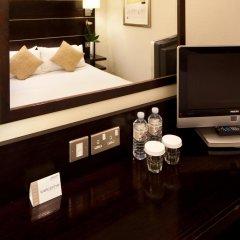 Mercure Glasgow City Hotel 3* Стандартный номер с различными типами кроватей фото 2