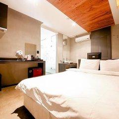 Boutique hotel k Dongdaemun 3* Номер Делюкс с различными типами кроватей фото 2