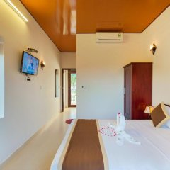 Отель Luna Villa Homestay 3* Стандартный номер с двуспальной кроватью фото 11
