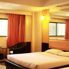 Отель PRADIPAT Бангкок комната для гостей фото 4