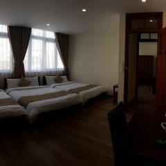 Nam Xuan Premium Hotel 2* Семейный номер Делюкс с двуспальной кроватью фото 2