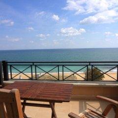 Отель Sea View Rental Front Beach Золотые пески балкон