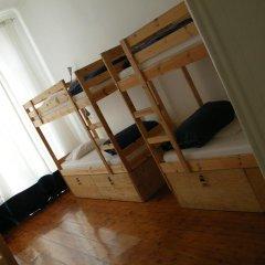 Garden House Hostel Кровать в общем номере двухъярусные кровати