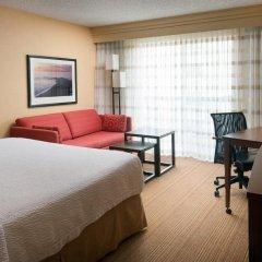 Отель Courtyard Milpitas Silicon Valley комната для гостей фото 4