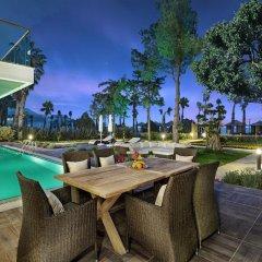 Отель Nirvana Lagoon Villas Suites & Spa 5* Вилла с различными типами кроватей фото 24