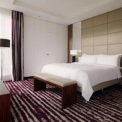 Zurich Marriott Hotel 5* Люкс Panorama с различными типами кроватей фото 2