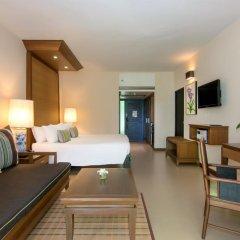 Отель Siam Bayshore Resort Pattaya 5* Номер Делюкс с различными типами кроватей фото 16