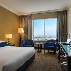 Отель Towers Rotana Классический номер с различными типами кроватей фото 9