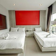 Отель Central Pattaya Garden Resort 2* Стандартный номер с различными типами кроватей фото 10