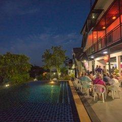 Отель Villa Nap Dau Crown бассейн