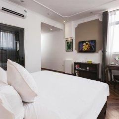 Noble Boutique Hotel Hanoi 3* Стандартный номер с различными типами кроватей фото 6