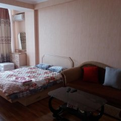 Апартаменты Bestshome Apartments Бишкек комната для гостей фото 2