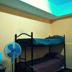 Hostel Prima Base Кровать в общем номере с двухъярусной кроватью фото 4