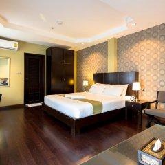 Отель Zing Resort & Spa 3* Люкс с различными типами кроватей фото 5
