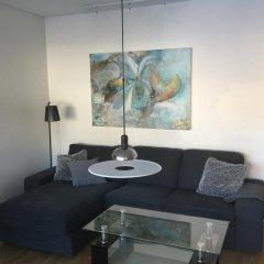 Апартаменты Byfjorden Apartment интерьер отеля