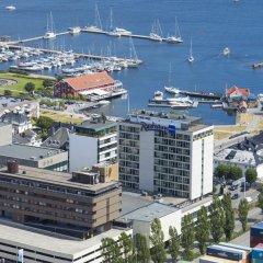 Radisson Blu Caledonien Hotel, Kristiansand пляж