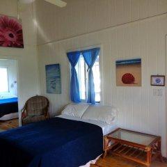 Отель The Gardens Utila Гондурас, Остров Утила - отзывы, цены и фото номеров - забронировать отель The Gardens Utila онлайн комната для гостей фото 5