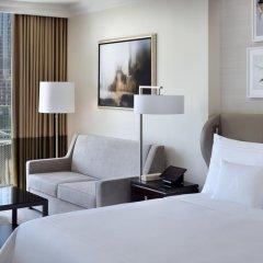 Отель Address Boulevard 5* Стандартный номер с различными типами кроватей фото 7