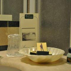 Hotel Delle Vittorie 3* Стандартный номер с двуспальной кроватью фото 10